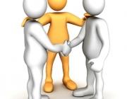 Persones arribant a un acord. Font: ayto-mieres.es