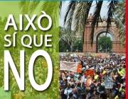 Fotografia manifestació 20 de maig
