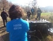 Acte protagonitzar per la Plataforma Aigua és Vida