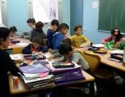 El reforç educatiu és un dels pilars del projecte Educació amb tothom. Font: Fundació Privada Pere Closa