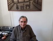 Jesús Lanao, director de la Fundació Banc de Recursos.