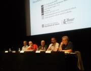 Taula de debat durant la Jornada de Cofinançaments culturals. Font: Suport Associatiu
