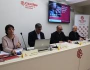Càritas Diocesana de Barcelonamultiplica per quatre l'ajuda alimentària durant la crisi