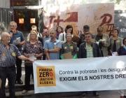 Acte Pobreza Zero - Justícia Global