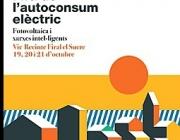 Fira de l'Autoconsum Elèctric / Foto: Ajuntament de Vic