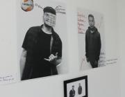 Una de les imatges de l'exposició. Font: Projecte Home