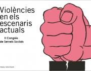 Cartell del II Congrés de Serveis Socials. Font: cssb.cat