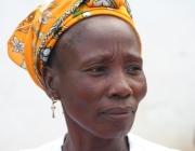 Rostre d'una dona de Paoua, República Centreafricana. Imatge CC BY 2.0