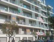 Bloc de pisos. Font: bloc de Josep Torta