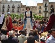Biennal de gegants i capgrossos a Balaguer.