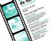 Cartell del Cicle de Cinema / Font: Servei Civil Internacional