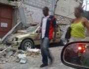 El terratrèmol del 2010 a Puerto Príncipe, Haití. Font:  Globovisión (CC BY-NC 2.0)