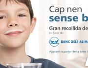 """Campanya de recollida de llet """"Cap nen sense bigoti"""""""