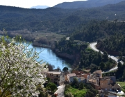 La xarxa comença a Ascó, a la Ribera d'Ebre. Font: Angela Llop (CC BY-SA 2.0)