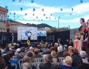 Imatge de l'acte de celebració dels 50 anys de l'entitat.