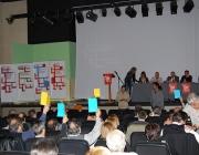 Assemblea de la CONFACV l'any 2011, a Pineda de Mar. Font: CONFAVC a Flickr