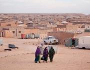 Campament de refugiats al Sàhara. Font: RNW.org, Flickr