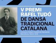 V Premi Rafel Tudó de dansa tradicional catalana