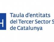 Logo Taula d'entitats del Tercer Sector Social de Catalunya