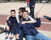 Discapacitat intel·lectual i el món del lleure Font: Flickr Fundación Reto