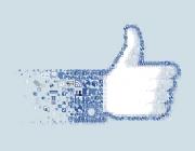 Mosaic del Botó ''M'agrada'' de Facebook. Font: Charis Tsevis, Flickr
