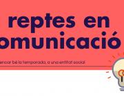 Imatge il·lustratiu de 7 reptes en comunicació