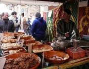 Productes artesanals a la Setmana de la Llegenda de Sant Jordi. Font: Calafellvalo, Flickr