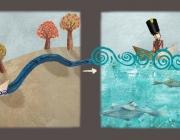 Conte 'Soldadet de Plom'/ Il·lustració de Clara Luna