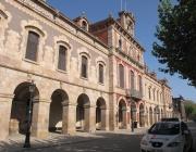 Façana del Palau del Parlament. Font: Viquipèdia