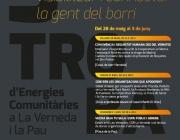 Programa de la V Trobada d'Energies Comunitàries