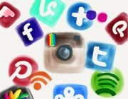 Xarxes socials. Font: Flickr