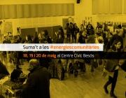 Convocatòria de la trobada de maig de les Energies Comunitàries