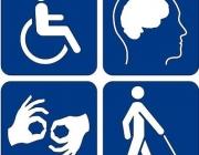 Simbols de discapacitat