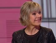 La periodista Maria Pau Huguet. Font: TV3