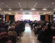 Conferència plenària del II Congrés Europeu del Voluntariat