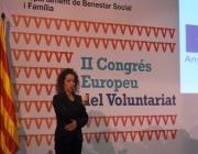 Benvinguda al II Congrés Europeu del Voluntariat
