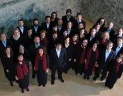Integrants de la Coral Sant Jordi