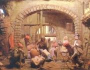Obra exposada al Museu del Pessebre de Catalunya (Aj. Sant Vicenç de Montalt)