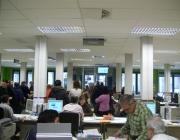 Oficina de Treball. Font: Treball. Generalitat (Flick)