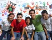 Imatge: web de la II Cimera Mundial de Voluntariat Juvenil.