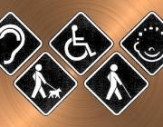 Símbols de discapacitat