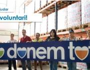 Voluntaris del Gran Recapte d'Aliments. Font: Fundació Banc dels Aliments