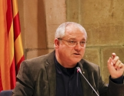 El Director General de Cultura Popular, Lluís Puig