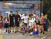 Boxejadors brasilenys d'ABRAÇO CAMPEÃO