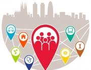 Portada jornada 'Acció comunitària als barris: agents implicats i rol del tercer sector social' - Font: ECAS