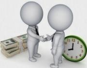 Persones acordant termini de pagament. Font:Google Plus