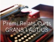 Primer Premi de Relats Curts Grans i Actius
