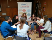 Sessió de treball en grup