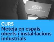 Curs de Neteja espais oberts i instal·lacions industrials