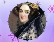 Ada Lovelace en el calendari d'advent de Ypung IT Girls